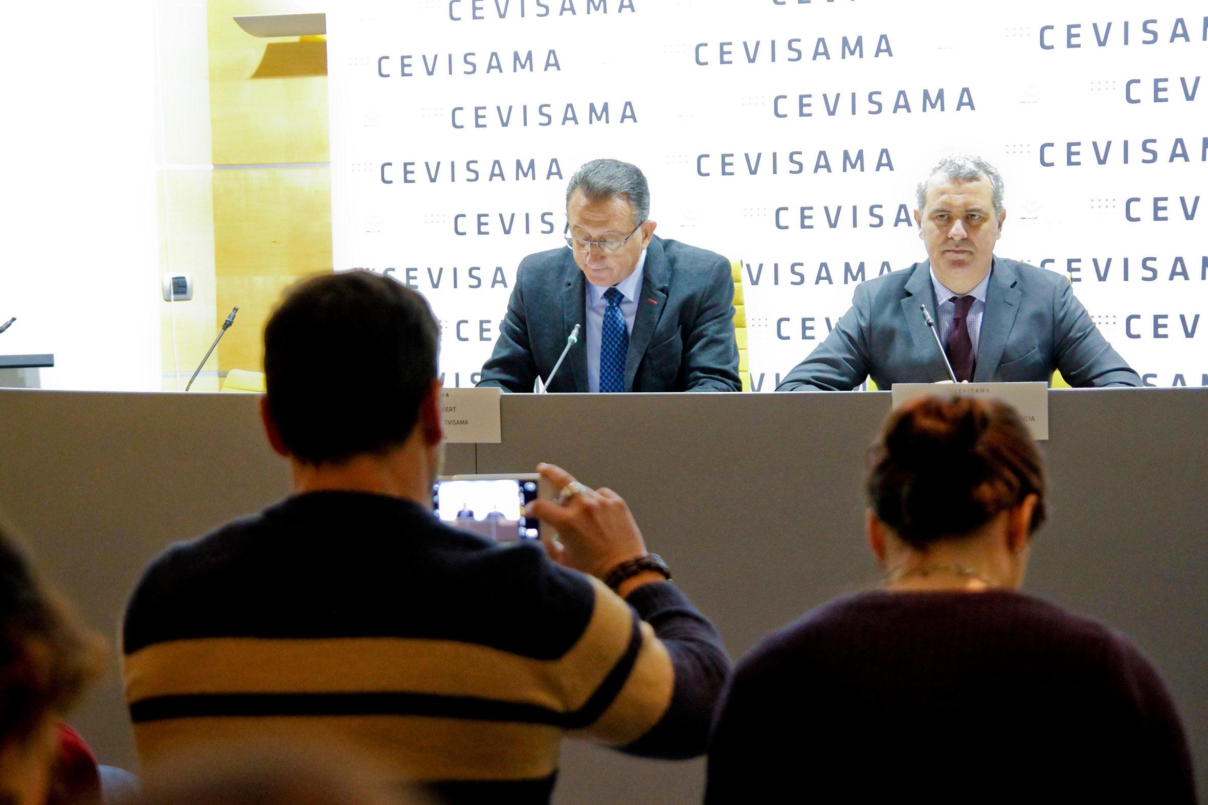 presentación Cevisama17